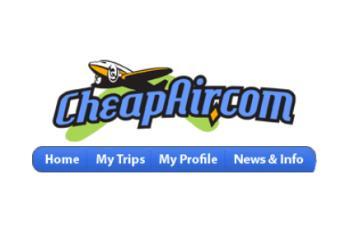 cheapair.com promo code