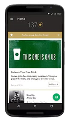 Starbucks-Android-App