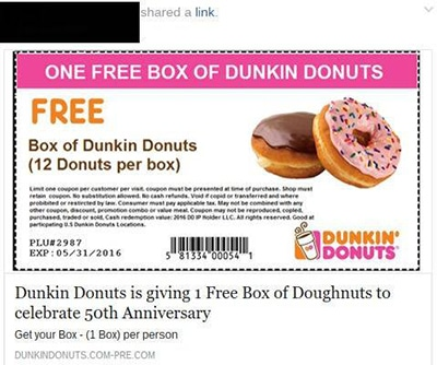free-box-of-dunkin-donuts-facebook