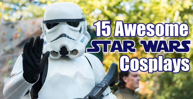 15 Star Wars Cosplays From Around The Web