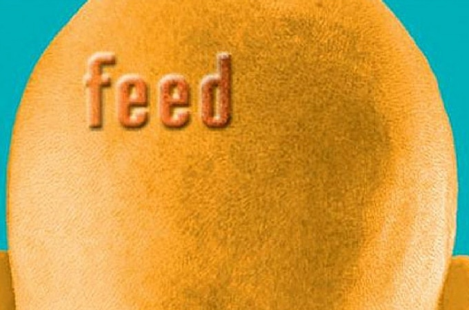 FEED BY M.T ANDERSON