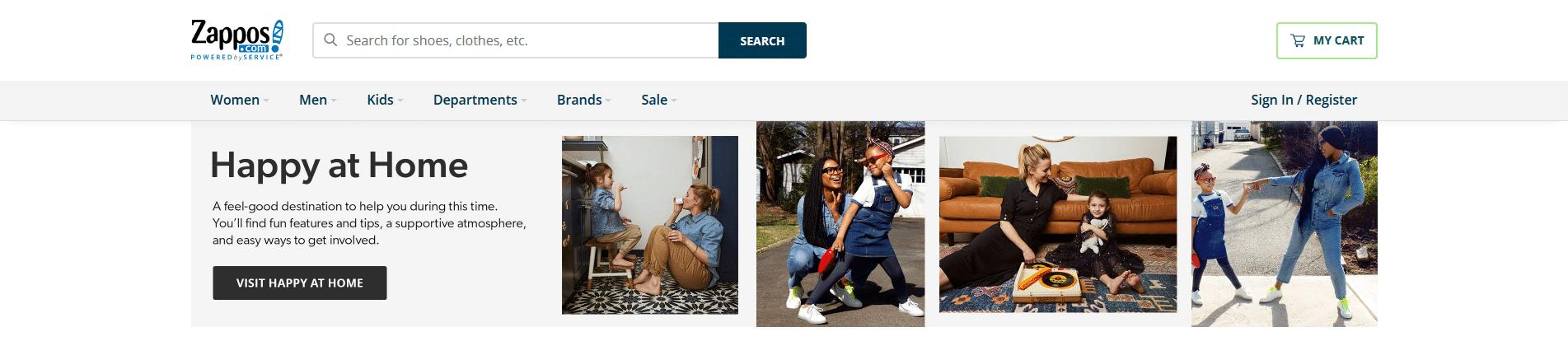 Zappos com