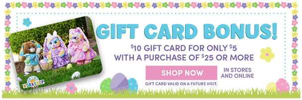 $10 Gift Card for $5 with $25