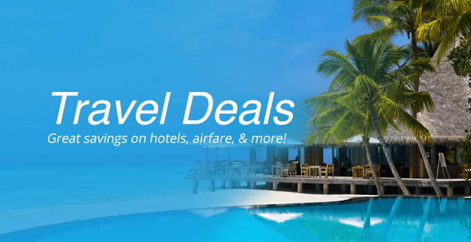 Make Your Dream Trip A Reality With These Unreal Travel Deals