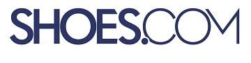 shoes.com coupon 40% off discount code logo