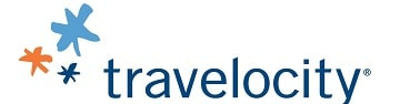 20% off travelocity logo