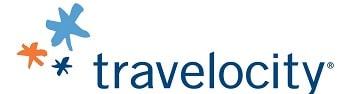 20% off travelocity Logo