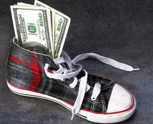 money-running-shoes