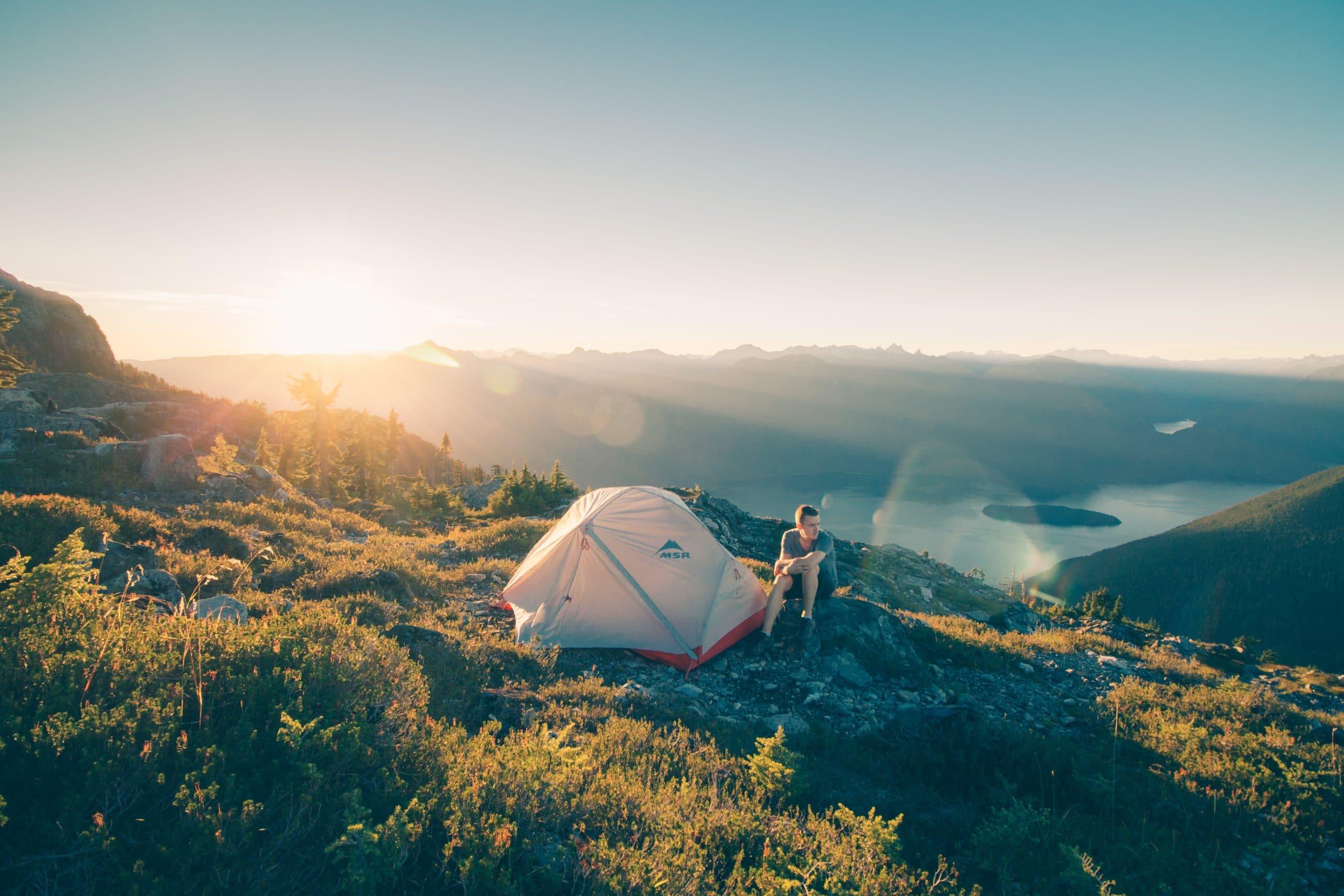 Essential Gear Checklist Camping