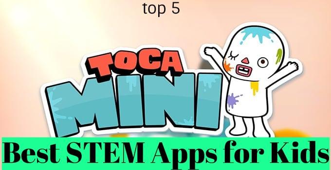 Best STEM Apps for Kids