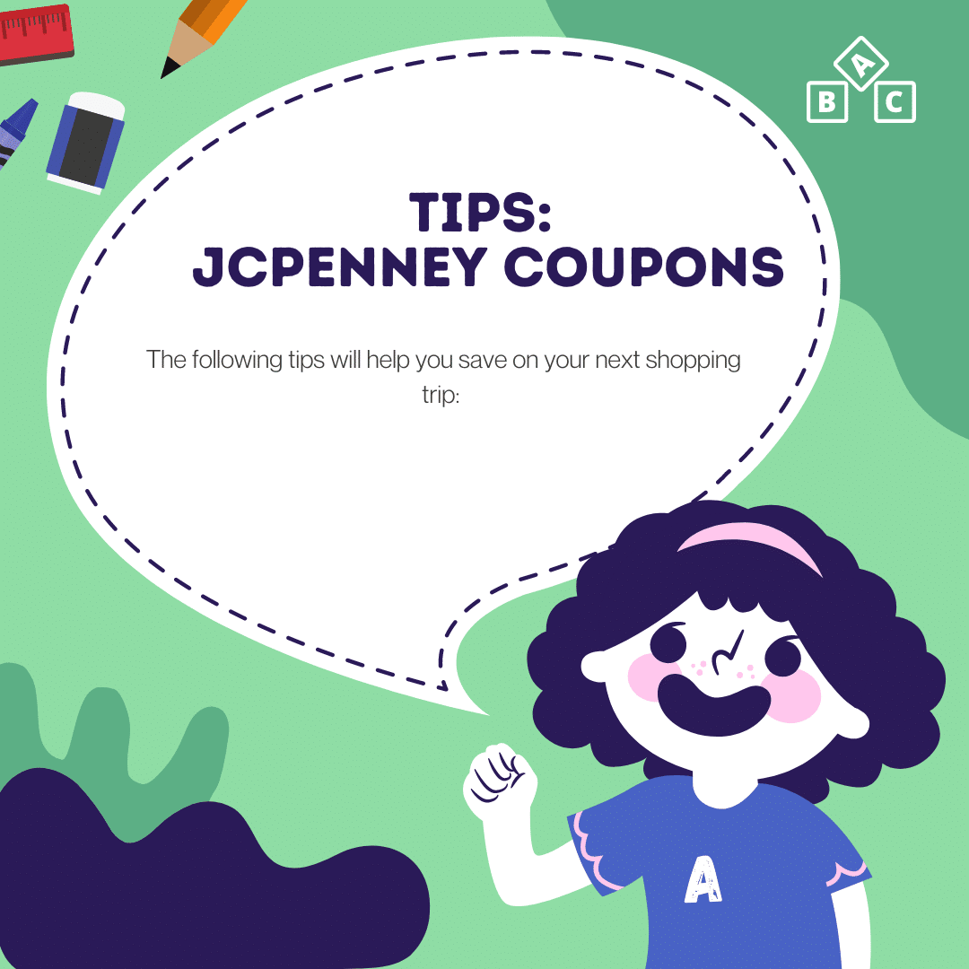 Tips: JCPENNEY COUPONS