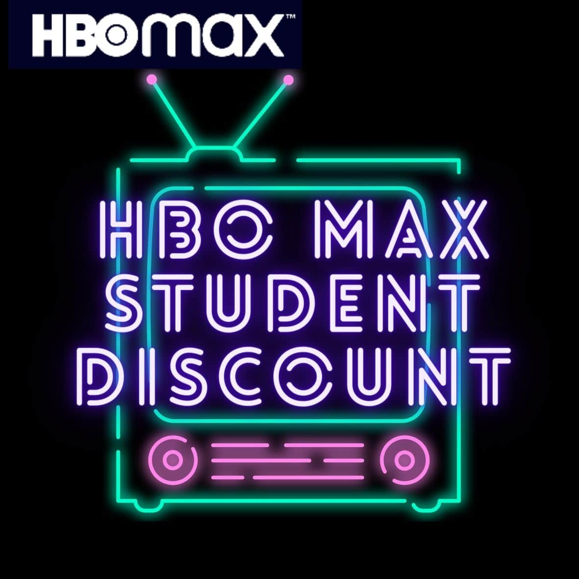 HBO Max Student Discount