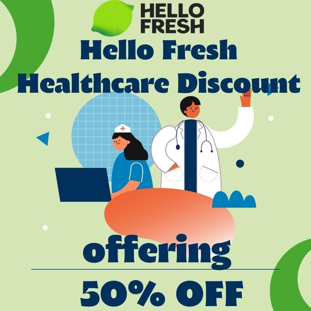 Hello Fresh Healthcare Discount
