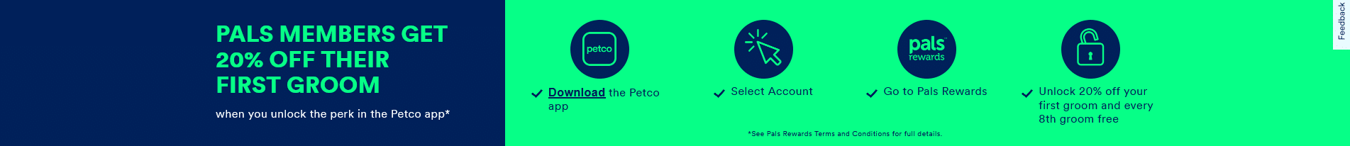 Petco offers their first-ever grooming coupon